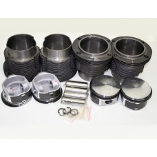 Piston Barrel Big Bore kit Kit 96mm VW Type 4 for 66mm Crank (1700 and 1800 Engines)  - making a 1911cc  Engine