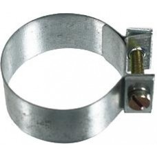 Muffler to Heater Box Air Clamp, Left or Right, Each
