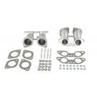 EMPI Deluxe Dual HPMX or Weber IDF Manifold Kit for VW Type 4 1700cc to 2000cc engines