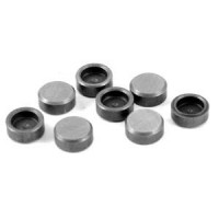 Hardened Lash Caps for 8mm and 9mm Valves Set of 8