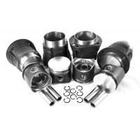 VW 36hp Piston and Barrel Kit (77mm)