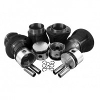 VW 87mm Piston Barrel Kit (1641cc)