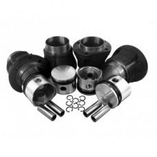83mm Piston Barrel Big Bore kit for VW 1200cc 40HP Engines (1385cc)