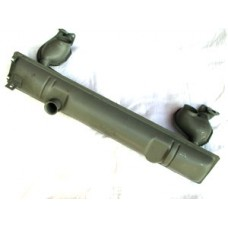 VW Kombi Muffler 1963 to 1979 with Type 1 Style engine fitted