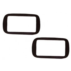 Door Handle Gasket VW Beetle 1946 to 1959 VW Kombi 1950 to 1963 (Pair)
