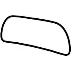Front Screen Seal VW Beetle 1952 to 1957 with trim groove