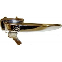 VW Beetle 1956 to 1959 Door Handle with Keys