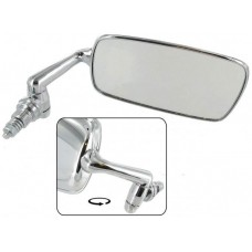Right hand Mirror VW Beetle 1968 and on and Type 3 1962 and on Cheap option