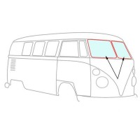 Windscreen Seal VW Kombi 1954 to 1967 (Pair)
