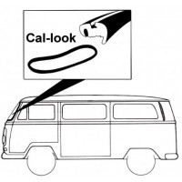 VW Kombi 1968 to 1979 Windscreen Seal (Made in Germany)