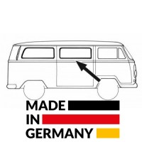 VW Kombi Middle side Window Seal 1968 to 1979 (Made In Germany)