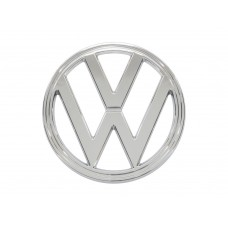 """VW"" Kombi Nose badge 1973 to 1979 (Chrome)"