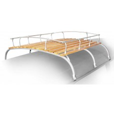 EMPI Roof Rack VW Kombi (3 Bow)