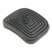 VW Clutch and Brake Pedal rubber pads Beetle, KG, Type 3 and Kombi 1954 to 1967