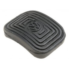 VW Clutch and Brake Pedal rubber pads Beetle, KG, Type 3 and Kombi 1954 to 1973