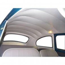 VW Beetle Headliner Kit 1958 to 1967 Ivory
