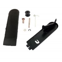 Accelerator Pedal Repair Kit with Pedal and Rubber Pad for VW Beetle and Type 3