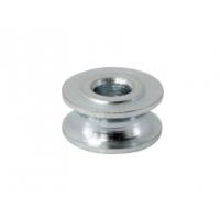 Guide roller for engine support spring
