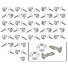 Door Panel Screw Set for VW Kombi 1955 to 1967