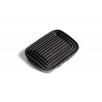 VW Clutch and Brake Pedal rubber pads 1968 to 1979 Kombi