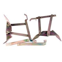 VW Rock and Roll Seat Brackets (Pair) for Kombi's