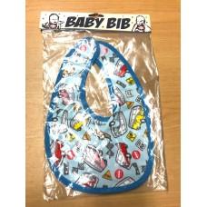 VW Kombi Baby Bib