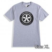 """TMN """"T"""" Shirt Porsche Fuch's (Grey- X Large)"""