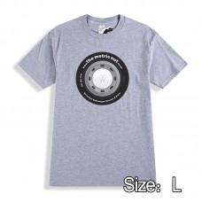 "TMN ""T"" Shirt Stock VW (Grey-Large)"