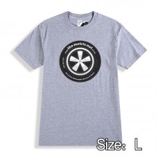 "TMN ""T"" Shirt Porsche Fuch's  (Grey-Large)"