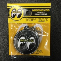 Moon Mooneyes Key Cap (Black)