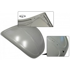 Beetle bonnet without vent slots. Fits VW Beetles from 1968 to 1971 and all Standard Beetles