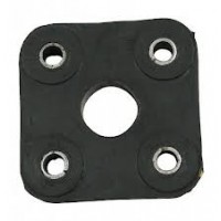 Steering coupler disc for steering shaft VW Beetle, Karmann Ghia and Type 3 (Econo Version)