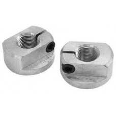 Aluminum Link Pin Spindle Nuts ( Pair )