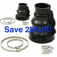 VW Swing Axle Boot with Hardware Kit (Pair) Save 25%!!!