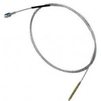 VW Kombi Clutch Cable 1954 to 1967 (Left Hand Drive)