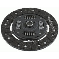 Clutch plate 215mm VW Kombi 1974 to 1975