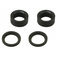 Chromoly Axle Spacers VW Swing Axle