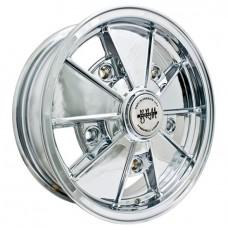 """BRM 6.5"""" Wide Chrome Wheel Wide Five Pattern"""