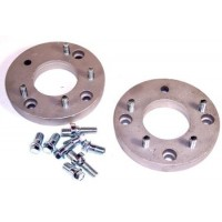 Wheel adaptors Pair Chev to 4 Bolt Volkswagen