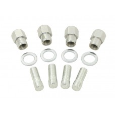 Alloy Wheel Stud and Nut Kit For EMPI 5 Spoke Wheel (American Egale Made)