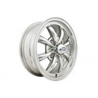 EMPI 8 Spoke Wheel, 15x5.5 (4x130 Pattern) Polished
